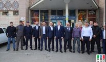 "The head of the Dagestan cabinet of ministers got acquainted with the work of ""Dagestan Glass  Сontainer""."